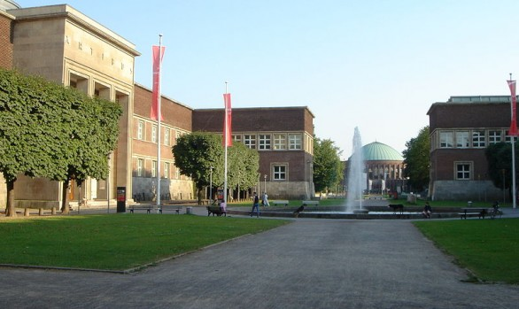 Kunstachse Düsseldorf - Meile der Meisterwerke